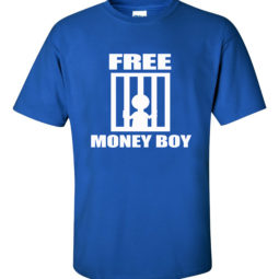 FREE MONEY BOY SHIRT